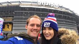 NY Giants Game