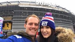 NY Giants Game